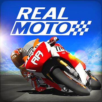 لعبة Real Moto مهكرة للأندرويد