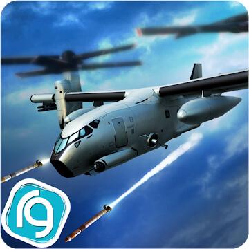 تحميل لعبة Drone 2 Air Assault مهكرة للاندرويد