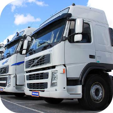 تحميل لعبة Heavy Truck Simulator مهكرة للاندرويد
