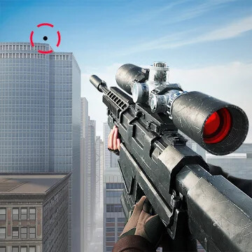 لعبة sniper 3d assassin مهكرة