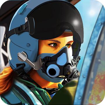 تحميل لعبة Ace Fighter مهكرة اخر اصدار للأندرويد
