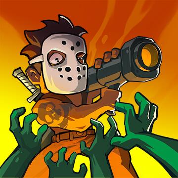 تحميل لعبة Zombie Idle Defense مهكرة للاندرويد
