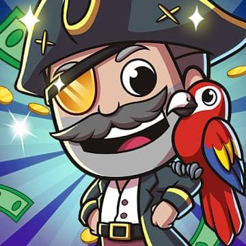 تحميل لعبة Idle Pirate Tycoon مهكرة للاندرويد