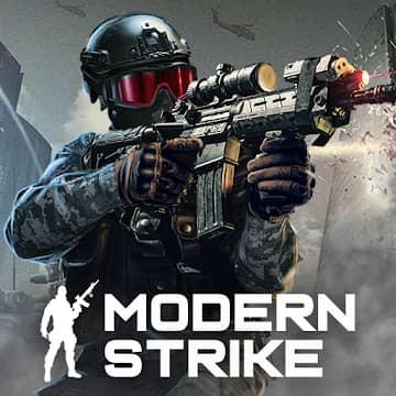 تحميل لعبة Modern Strike Online مهكرة للاندرويد