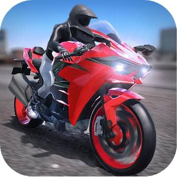 تحميل Ultimate Motorcycle Simulator مهكرة للاندرويد