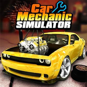 تحميل لعبة Car Mechanic Simulator 18 مهكرة للاندرويد