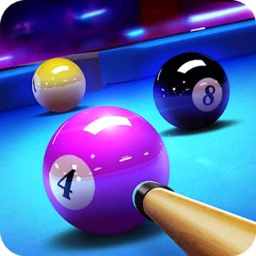 تحميل لعبة 3D Pool Ball مهكرة للاندرويد