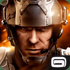 تحميل لعبة ظلال الحرب Modern Combat 5 مهكرة بميزات جديدة 2021