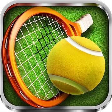 تحميل لعبة 3D Tennis مهكرة للاندرويد