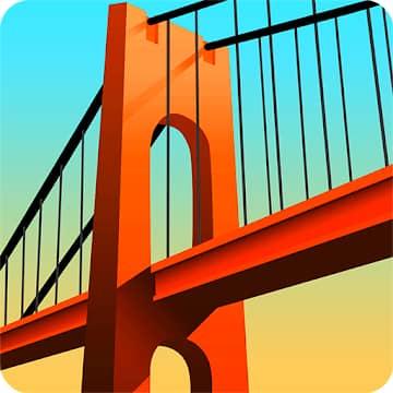 تحميل لعبة Bridge Constructor مهكرة للاندرويد