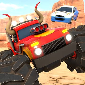 تحميل لعبة Crash Drive 3 مهكرة للاندرويد