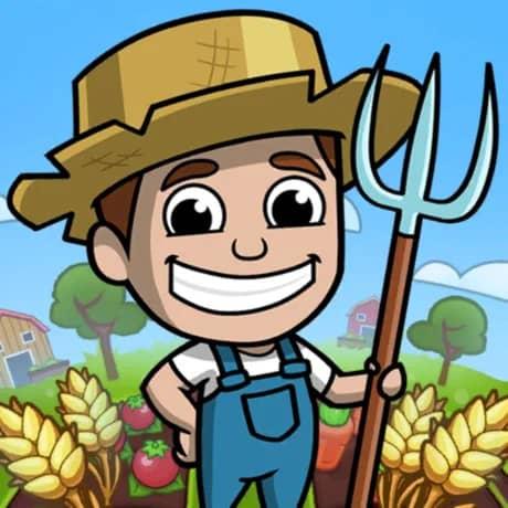 تحميل لعبة Idle Farm Tycoon مهكرة للاندرويد