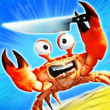 تحميل لعبة King of Crabs مهكرة للاندرويد