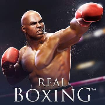 تحميل لعبة Real Boxing مهكرة للاندرويد
