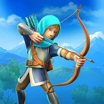 تحميل لعبة Tiny Archers مهكرة للاندرويد