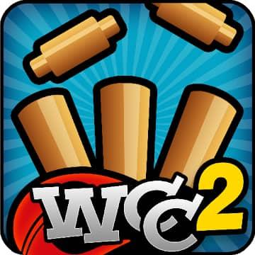 تحميل World Cricket Championship 2 مهكرة للاندرويد