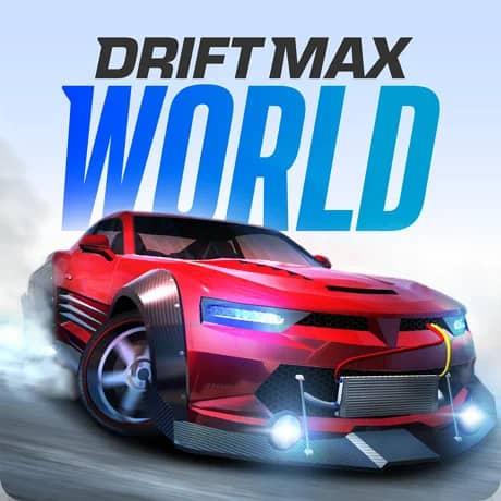 تحميل لعبة Drift Max World مهكرة اخر اصدار للاندرويد