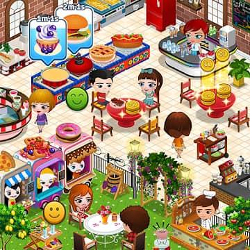 تحميل لعبة Cafeland - World Kitchen مهكرة للاندرويد