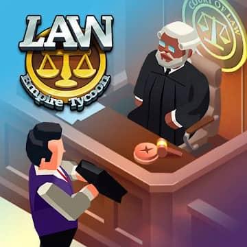 تحميل لعبة Law Empire Tycoon مهكرة اخر اصدار للاندرويد